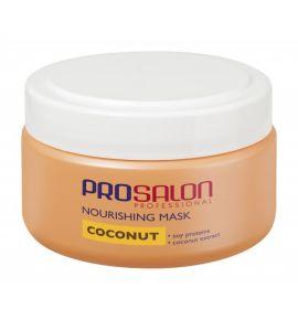 PROSALON Odżywcza maska do włosów z proteinami soi i ekstraktem z kokosa 200 g