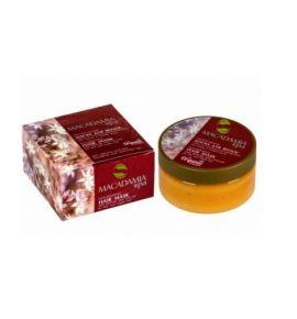 Macadamia Spa Maska do włosów Odżywcza do włosów cienkich i łamliwych