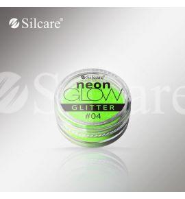 NEON GLOW Pyłek brokatowy 3 g - 04