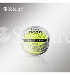 NEON GLOW Pyłek brokatowy 3 g - 05