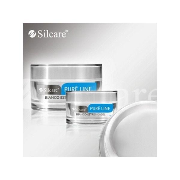 Żel UV PURE LINE Bianco Estremo - biały 50 g