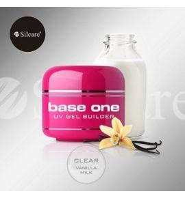 Base One Clear Vanilla Milk 5 g - Żel zapachowy Clear wanilia i mleko