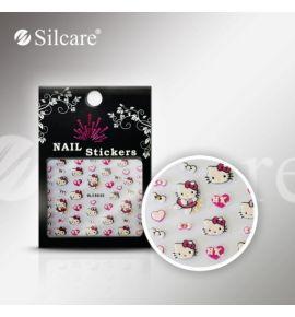 Naklejki na paznokcie - różne wzory - BLE683D
