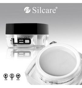 HIGH LIGHT LED GEL Żel do utwardzania w lampie LED i UV - Clear 30g