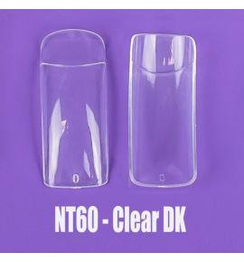 Tipsy szklane z długą kieszonką - 100 szt. w kasetce
