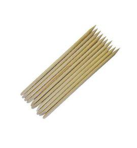 Patyczki do manicure krótkie 105 mm - 100 szt.