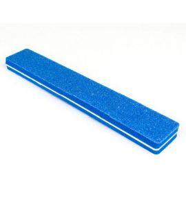 Blok polerski podłużny dwustronny - niebieski