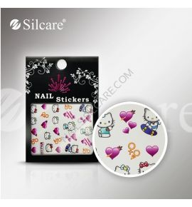 Naklejki na paznokcie - różne wzory - BLE1320