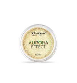 Puder Aurora Effect - 01 Yellow