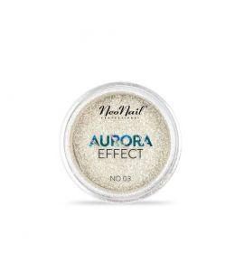 Puder Aurora Effect - 03 Blue