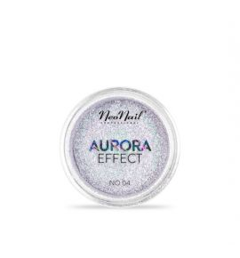 Puder Aurora Effect - 04 Green