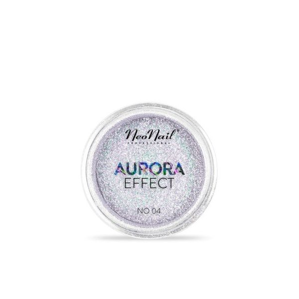 Puder Aurora Effect - 04 Green