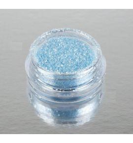 Pyłek do zdobienia paznokci - Glitter Mirror Effect - 7 błękitny 2g