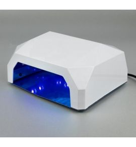 Lampa CCFL&LED 36W  Diamond Shape - Biała