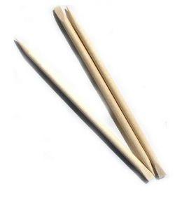 Gratis do Semilac - Patyczki drewniane do manicure 2 szt.