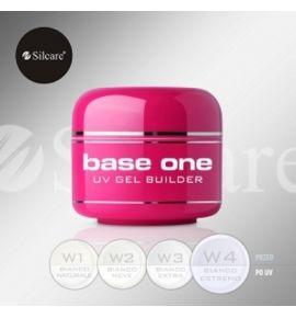 Żel UV Base One Builder W4 Bianco Estremo 15g
