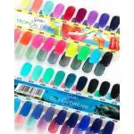 Wzornik kolorów - Tropical Drinks - 18 kolorów