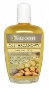 100% Olej arganowy 100 ml w szklanej butelce