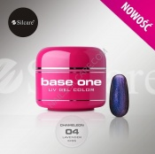 Żel UV Base One Chameleon - 04 Lavender Kiss