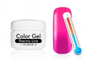 Żel UV Thermo Line - termiczny 11 Pink / Neon Pink