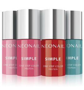 NEONAIL SIMPLE ONE STEP HYBRID 3w1 Wybierz Kolor