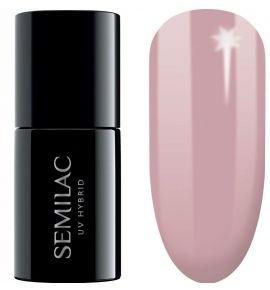 Semilac Lakier Hybrydowy 372 Sandal Tree Pink 7ml