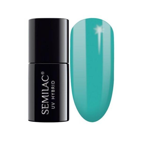 Semilac Lakier Hybrydowy by Margaret 522 Light Aquamarine