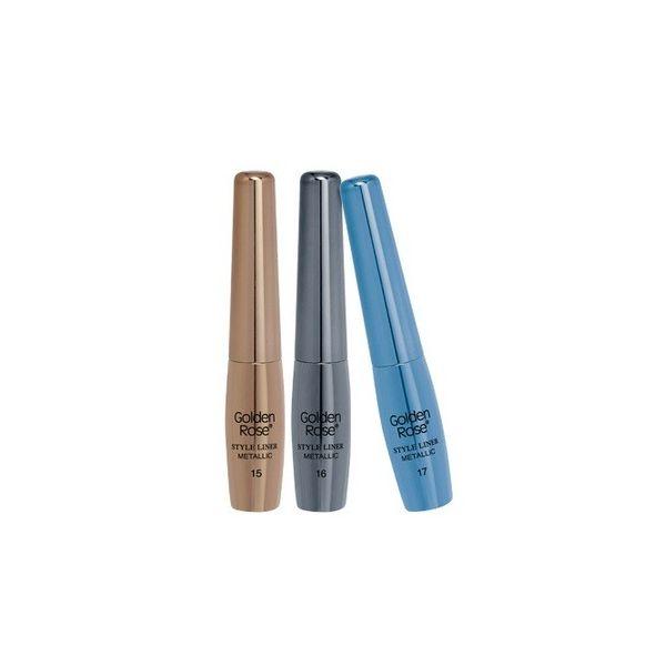 Style Liner Metallic - Metaliczny Eyeliner - 04