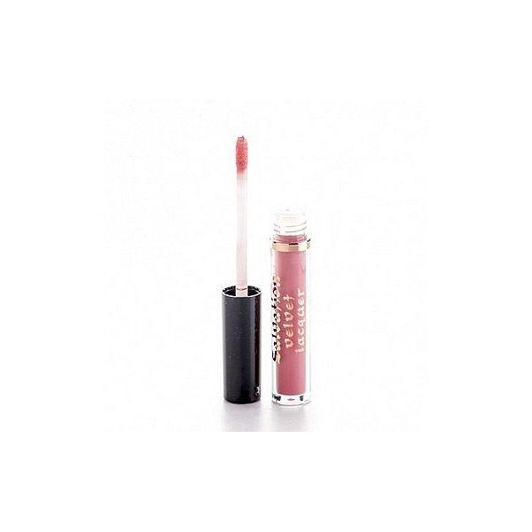 Velvet Lip Laquer - Matowa pomadka do ust What I Believe