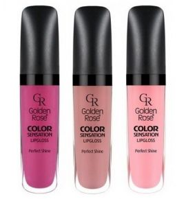 Color Sensation Lipgloss Błyszczyk do ust - 114