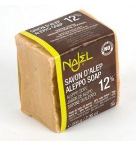 Mydło z Aleppo 12% oleju laurowego 200g