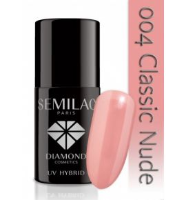 Semilac Lakier hybrydowy 004 Classic Nude