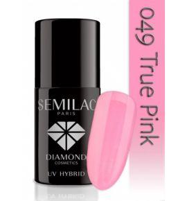 Lakier hybrydowy 049 True Pink