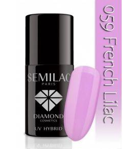 Lakier hybrydowy 059 French Lilac