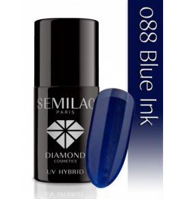 Lakier hybrydowy 088 Blue Ink