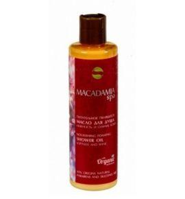 Macadamia Spa Olejek pod prysznic Odżywczy