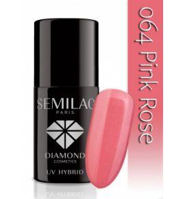 Lakier hybrydowy 064 Pink Rose