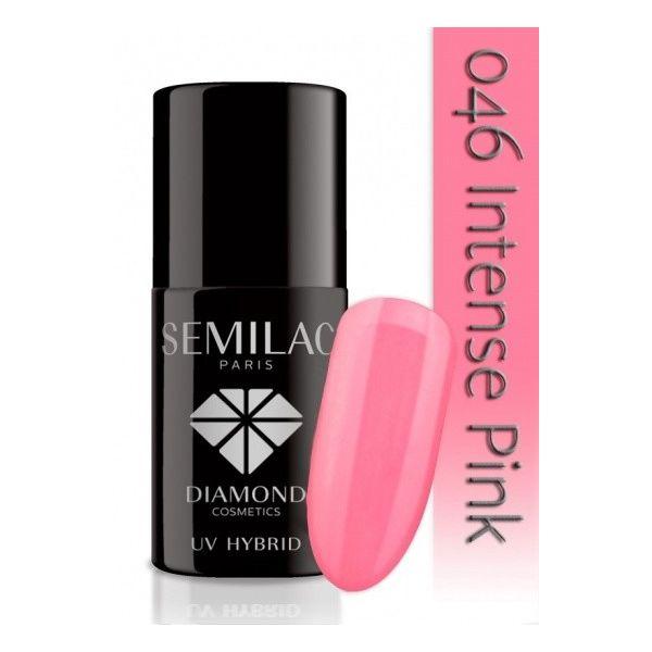 Lakier hybrydowy 046 Intense Pink