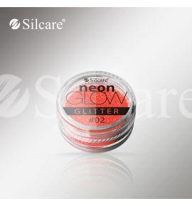 NEON GLOW Pyłek brokatowy 3 g - 02