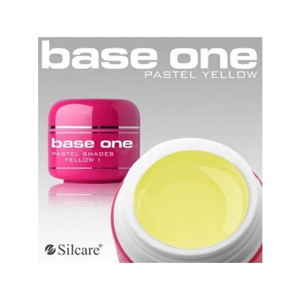 Żel UV BASE ONE Pastel - 12