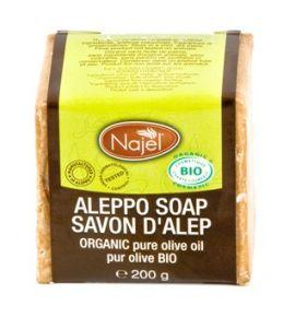 Mydło z Aleppo Oliwkowe BIO