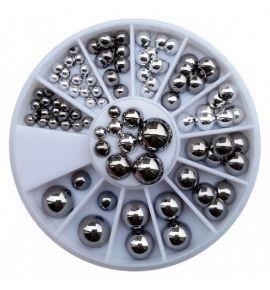Karuzela ozdoba cyrkonie kryształki mix CJ55