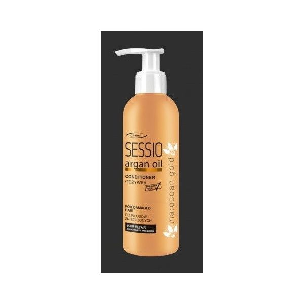 Sessio Argan Oil Odżywka do włosów suchych i zniszczonych