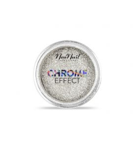 Puder Chrome Effect - Silver