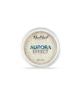 Puder Aurora Effect - 03 Blue