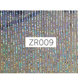 Naklejki do paznokci 3D - holograficzna siatka ZR009