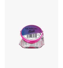 Semilac Flash Galaxy Purple&Rosa 665
