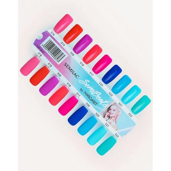 Wzornik kolorów - Margaret - 18 kolorów