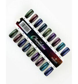 Wzornik kolorów - Top Chameleon - 18 kolorów