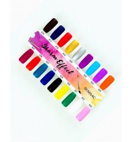 Wzornik kolorów - Sharm Effect - 18 kolorów